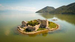 skadar-lake-prision-island-grmozur-montenegro
