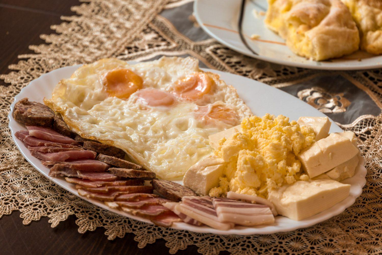 traditional-breakfast-montenegro