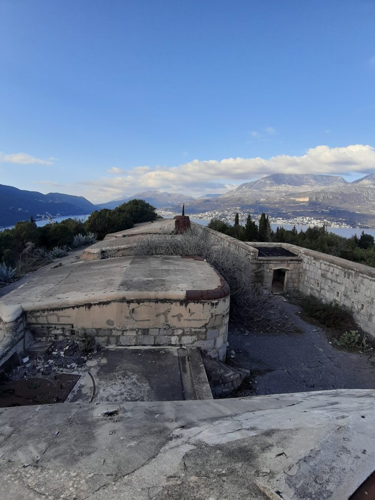 lustica-fortress-boka-bay-nomad-tours-montenegro